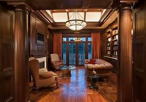 Art Deco spectacular - Mediterranean - Home Office