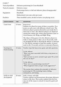 lesson plan examples physical education lesson plan With elementary pe lesson plan template