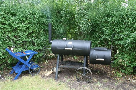 barbecue smoker wikipedia