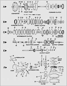 Pin 4l80e Parts Blow Up Diagram On Pinterest