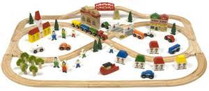Free Plans For Wooden Toy Trains by Make Wooden Toy Train Track Quick Woodworking Projects