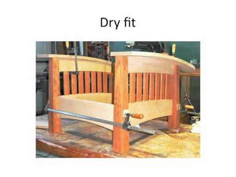american furniture design bow arm morris chair