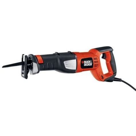 depot sawzall black decker 8 5 reciprocating saw rs600k the home depot Home