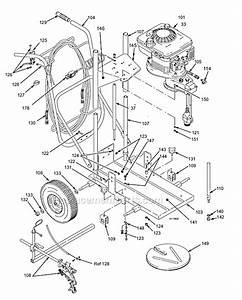 Graco 231-205 Parts List And Diagram