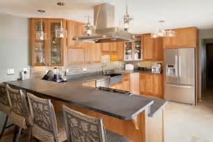 peninsula kitchen ideas kitchen remodel nest designs llc