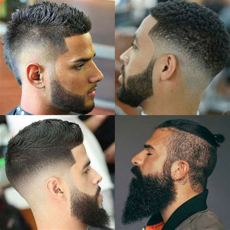 The Beard Fade   Cool Faded Beard Styles   Men's