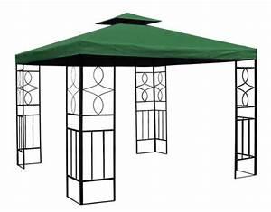 Aufbauanleitung Pavillon 3x3 : pavillon 3x3 metall gartenpavillon pavillon eckig metallpavillon ~ Frokenaadalensverden.com Haus und Dekorationen
