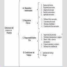Análisis Y Descripción De Cargos  Gestionar Sa