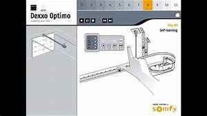 Somfy   How To Install A Dexxo Optimo Rts  English Version