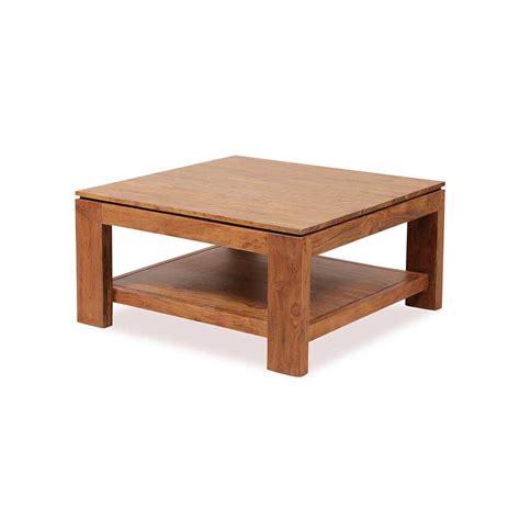 meuble cuisine 50 cm table basse carrée bois guntur 90 cm 3505