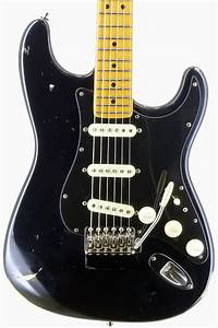 Tc Ellis Guitars Blog  David Gilmour Strat Conversion