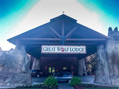 Great Wolf Lodge Is A Top Family Resort In Us  She's On