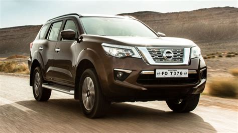 Nissan Terra Picture by Nissan Terra Review Seven Seat Suv Tested Top Gear
