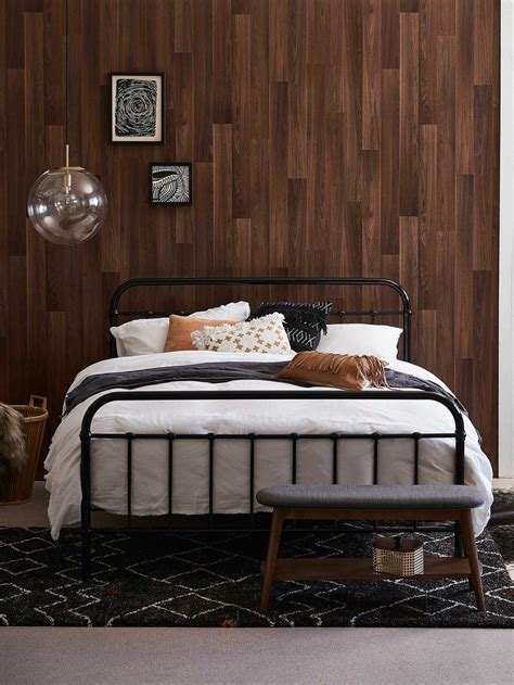 bedroom ideas with feature wall realestate au