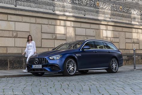 😍in this video, we will be ha. 2021 Mercedes-Benz E63 S AMG Estate - Dailyrevs