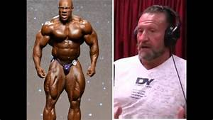 DORIAN YATES INTERVIEW ON BUBBLE GUT -(MR OLYMPIA 2017 ...