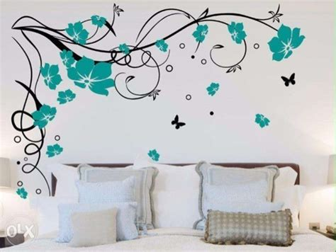 flower decoration wall decoration  home