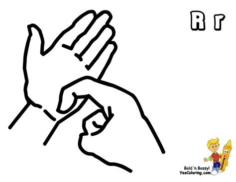 Big Boss British Sign Language