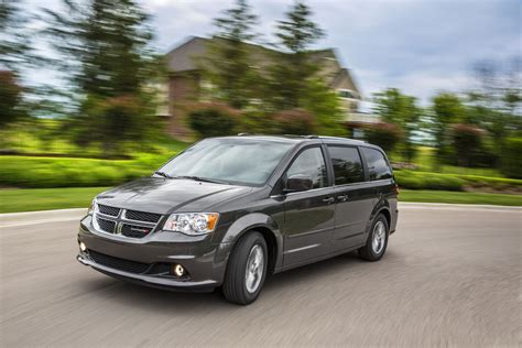 2018 Dodge Grand Caravan Review, Ratings, Specs, Prices
