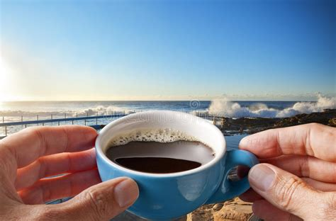 Morning Coffee Cup Sky Beach Stock Photo Aeropress Coffee Science Competition Luwak Ubud Price Walmart Espresso Makers Lakeland Not Strong Enough Best Grinders For Grinder Youtube