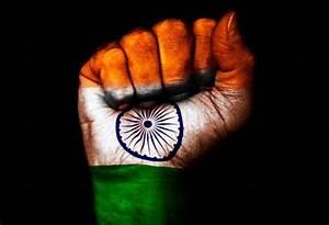 Indian National Flag Wallpaper 3D - WallpaperSafari