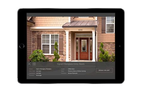 exterior home design tool home visualizer ipad app provia