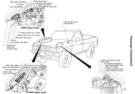 Nissan Hardbody Headlight Wiring Diagram Somurich