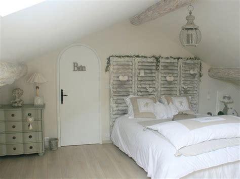 chambre style romantique chambre deco romantique