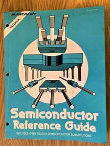 Archer Radio Shack Transistor Semiconductor Replacement