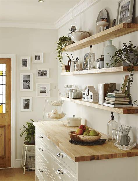 15+ Wondrous Kitchen Decor Shelves