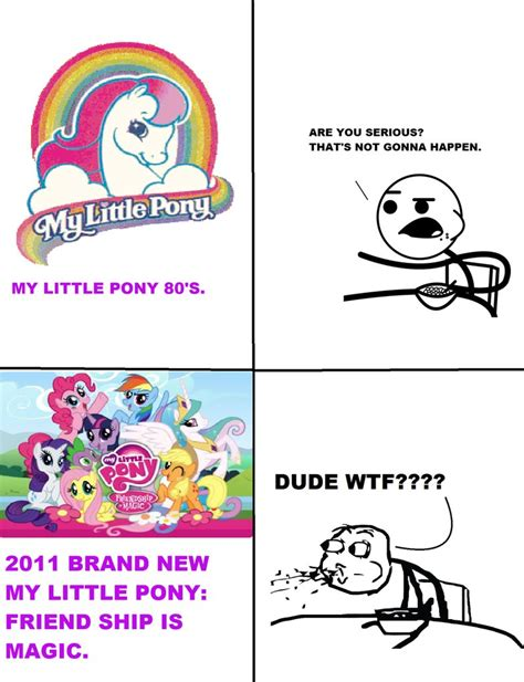 Spit Cereal Meme - cereal guy meme mlp fim by jackjack71 on deviantart