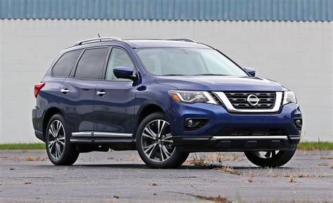 2017 Pathfinder Review by 2017 Awd Vehicles Auxdelicesdirene