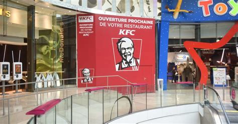 siege kfc la defense kfc officialise arrivée aux 4 temps defense 92 fr