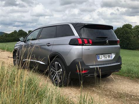 2018 Peugeot 5008 review - photos