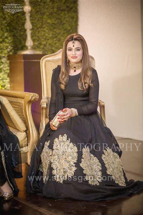 black maxi designs asian pakistani black color dresses