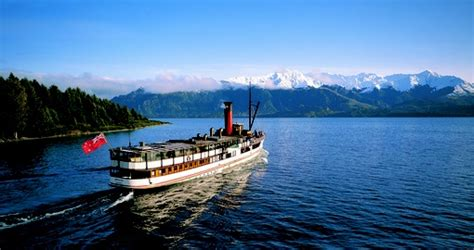 Dinner On Boat Queenstown by Queenstown Lake Cruise Dinner New Zealand Vacation Goway
