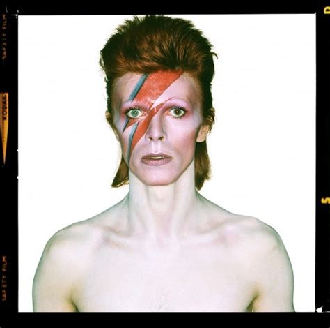 david bowie  real life space alien