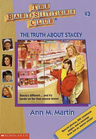 truth  stacey  baby sitters club   ann