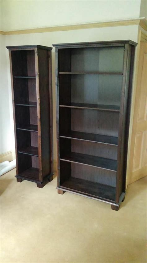 Ikea Wood Bookcase by Wood Ikea Shelves Bookcases In Stockport