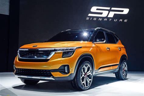 kia signature concept portends future global small suv news cars com
