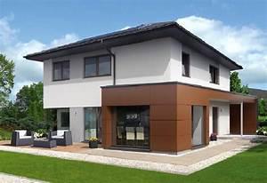 Moderne Innenarchitektur Einfamilienhaus : einfamilienhaus modern holzhaus satteldach flachdach mit ~ Lizthompson.info Haus und Dekorationen