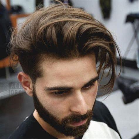 medium length hairstyles  men  guide
