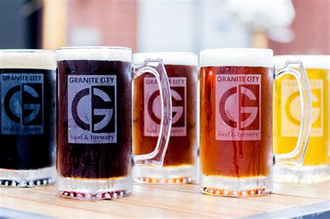granite city food brewery