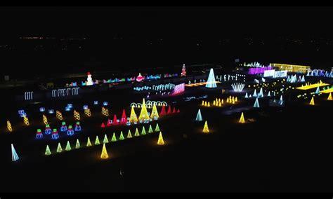 drive through christmas lights phoenix illumination drive thru light show in az groupon