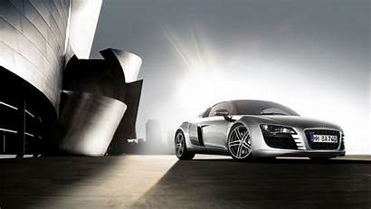 Audi R8 Angle Wallpapers