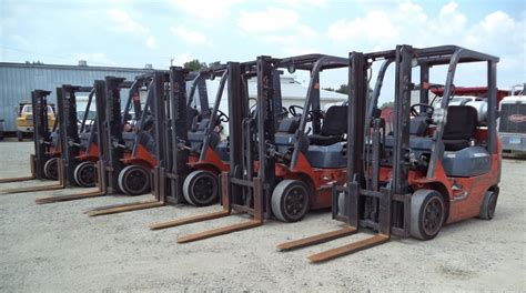 forklifts sale houston reconditioned forklifts