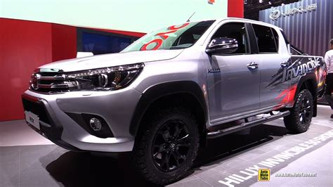 2019 Toyota Hilux Executive  New Car Price Update And