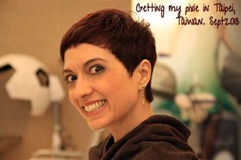 Pixie Cut Taipei   Fuss Free Hair   Pinterest