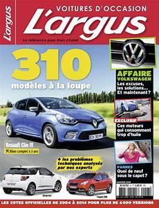 Argus Automobile 2017 Gratuit : cote voiture occasion argus belgique ~ Gottalentnigeria.com Avis de Voitures