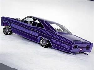 1966 Chevy Impala Violet Rose